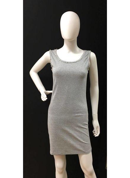 Pearl & Lace vest tops