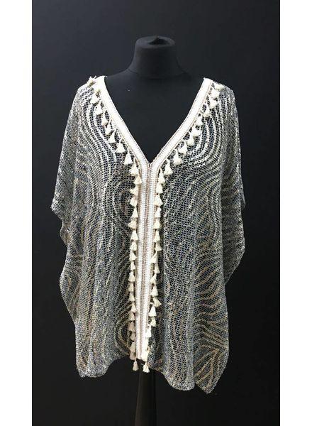 Patrice II Crochet Top