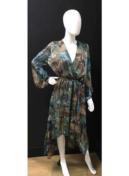 Frankie flow maxi midi dress