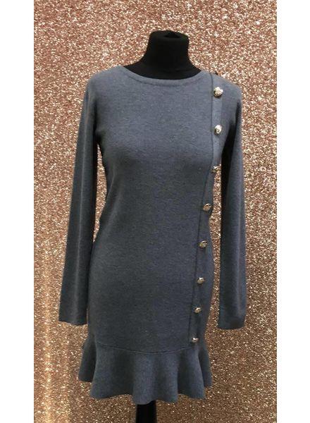 Brianna button dress