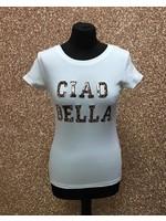 Ciao Bella Slogan T-Shirt