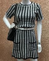 Chantelle pearl embellished shift dress
