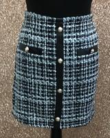 Coco tweed style skirt
