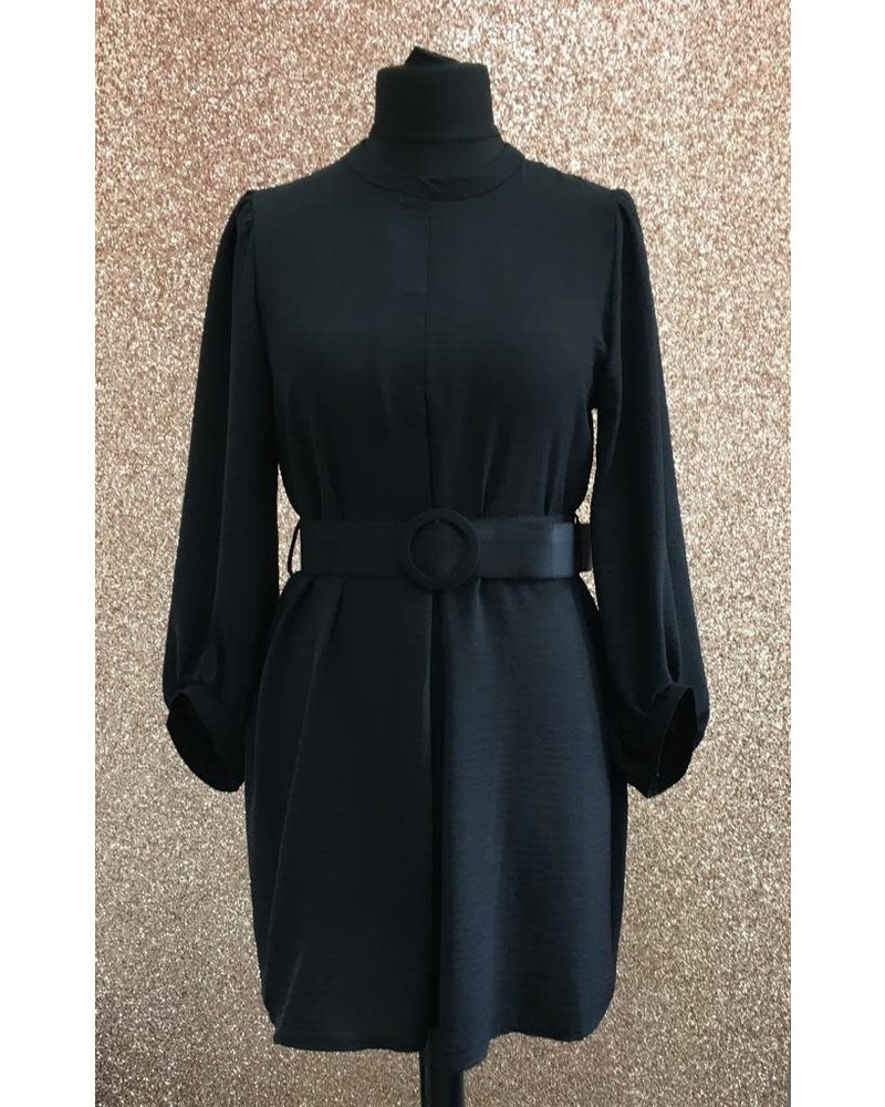 Brooklyn long sleeve dress