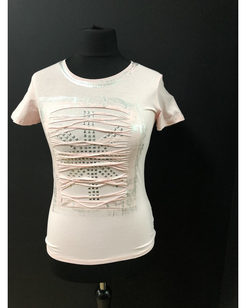 Harley Faded & Studded T-Shirt