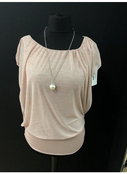 Lone Ranger necklace top - Sleeveless