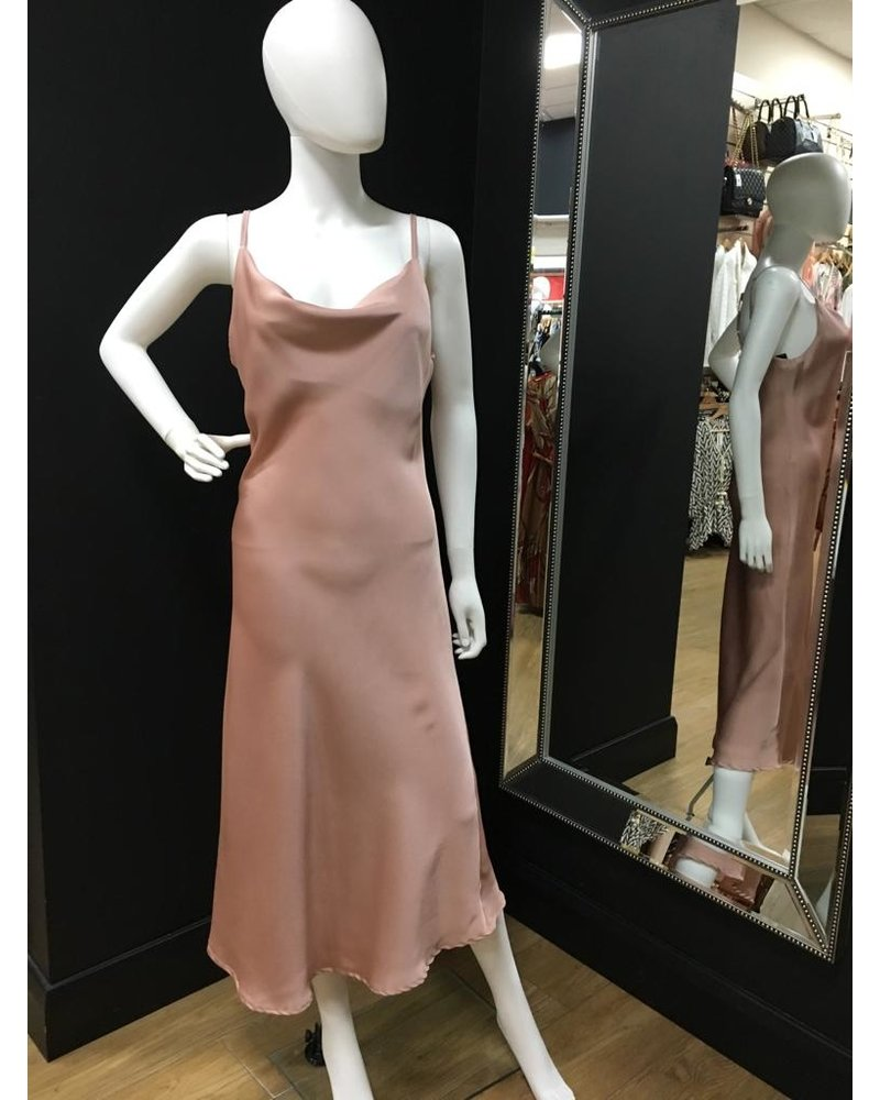Selina slip dress