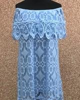 Camilla Bardot style dress