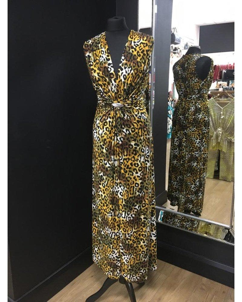 Maura Maxi dress