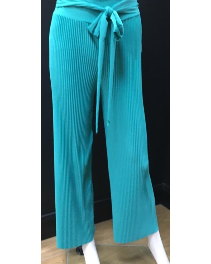 Vicky pleated trousers