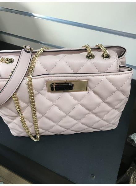 Nicola Quilted Shoulder Bag