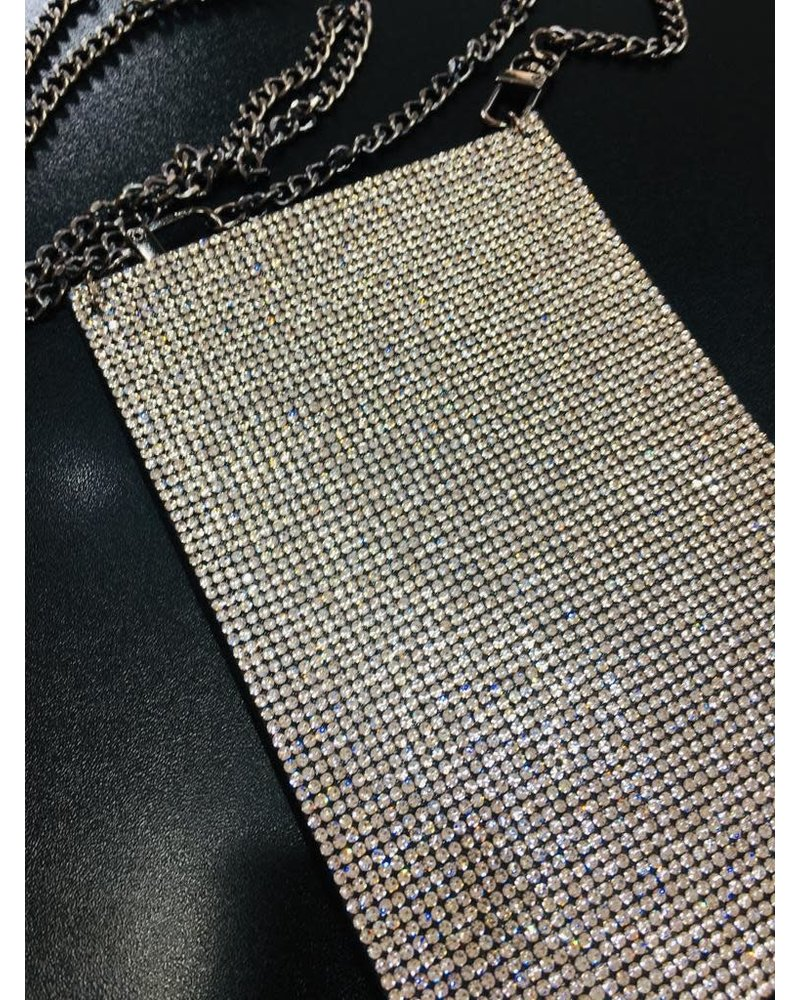 Sparkly phone bags