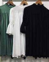 Charlene Chiffon belted dress