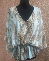 Patrice Gold chain top