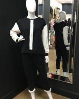 Talia Tweed lounge suit