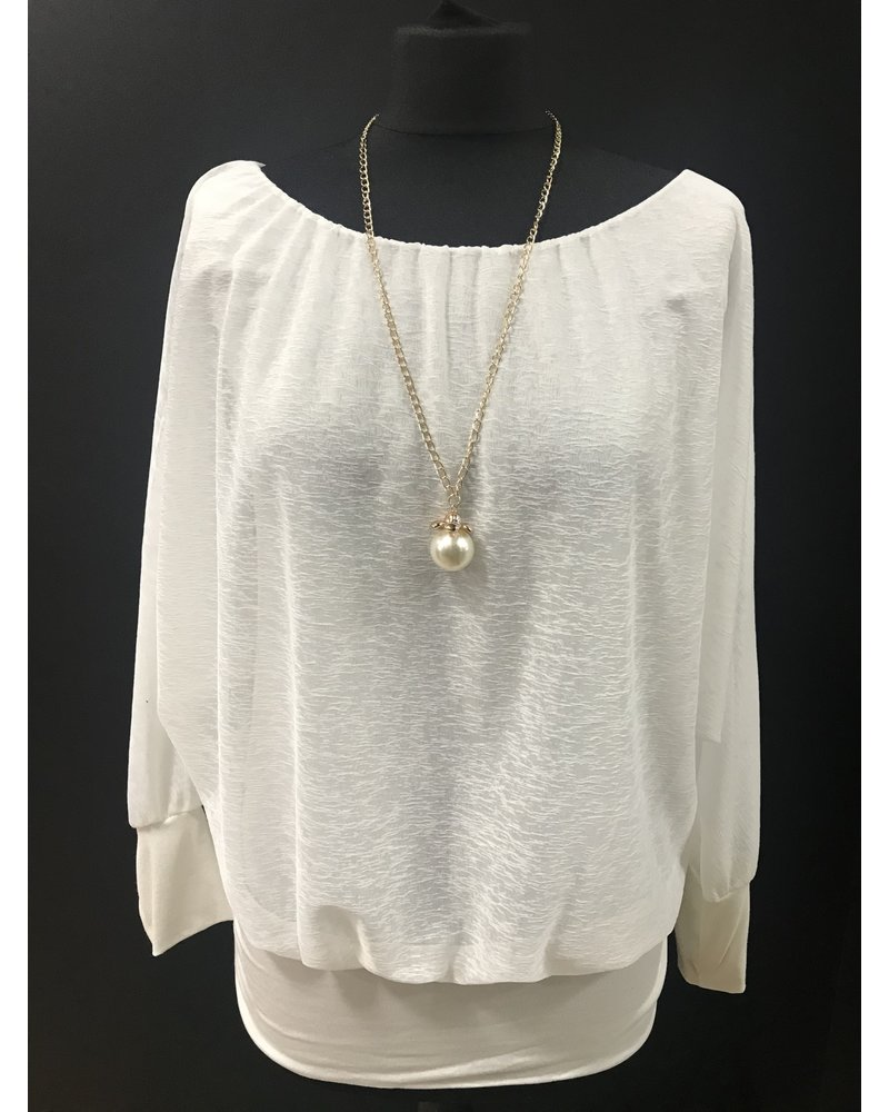 Lone Ranger necklace top