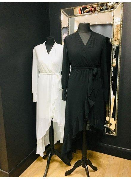 Brooklyn maxi flow dress
