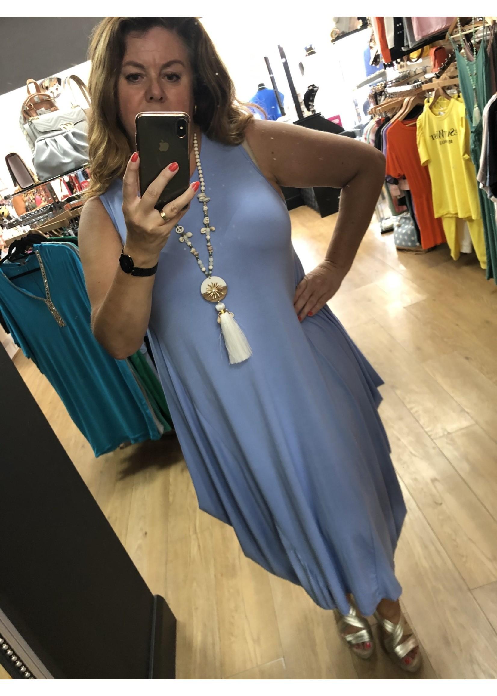 Trixie trapeze dress