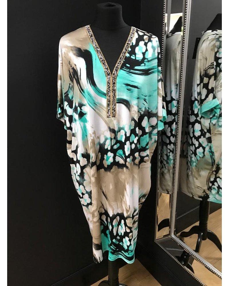 Glitter embellished dress