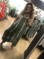Trixie tie dye jumpsuit