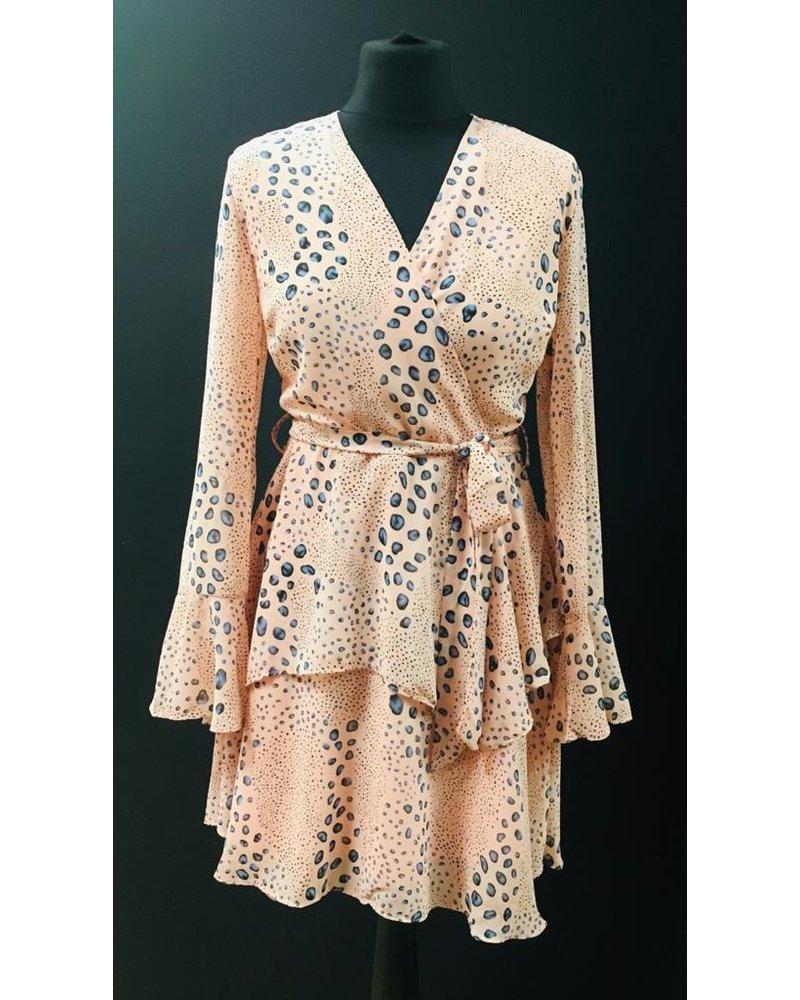 Billy bell sleeve dress
