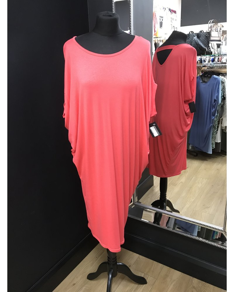 Nala scoop back Dress