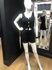 Tani crop top & shorts set