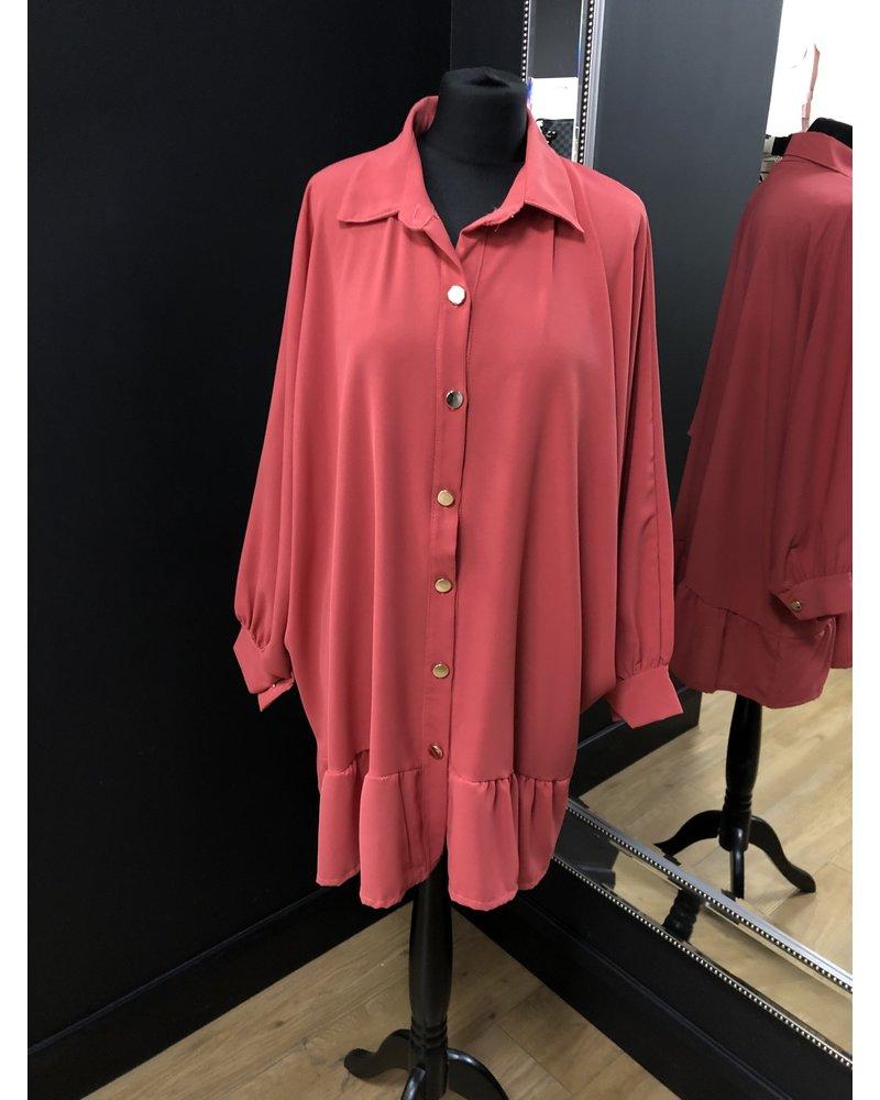 Jenna Gold button shirt