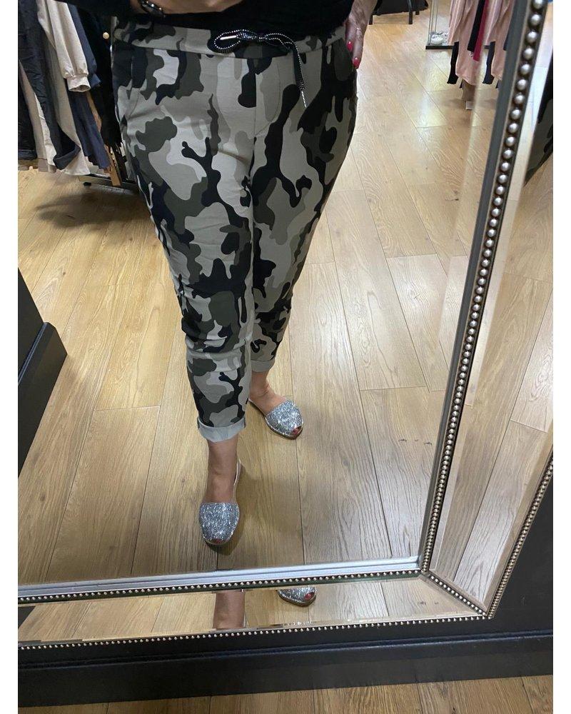 Magic trousers