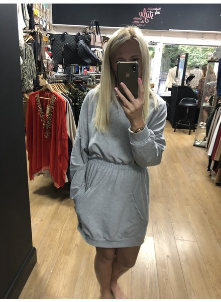 Tiani Hoody dress