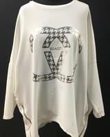 Helena designer inspired casual sweatshirt