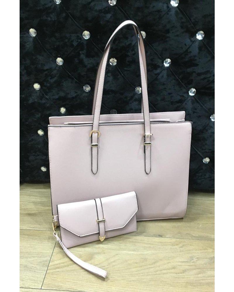 Carrie Shopper & Wallet