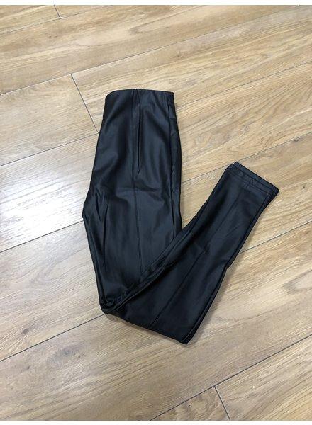 Jodie matt faux leather leggings