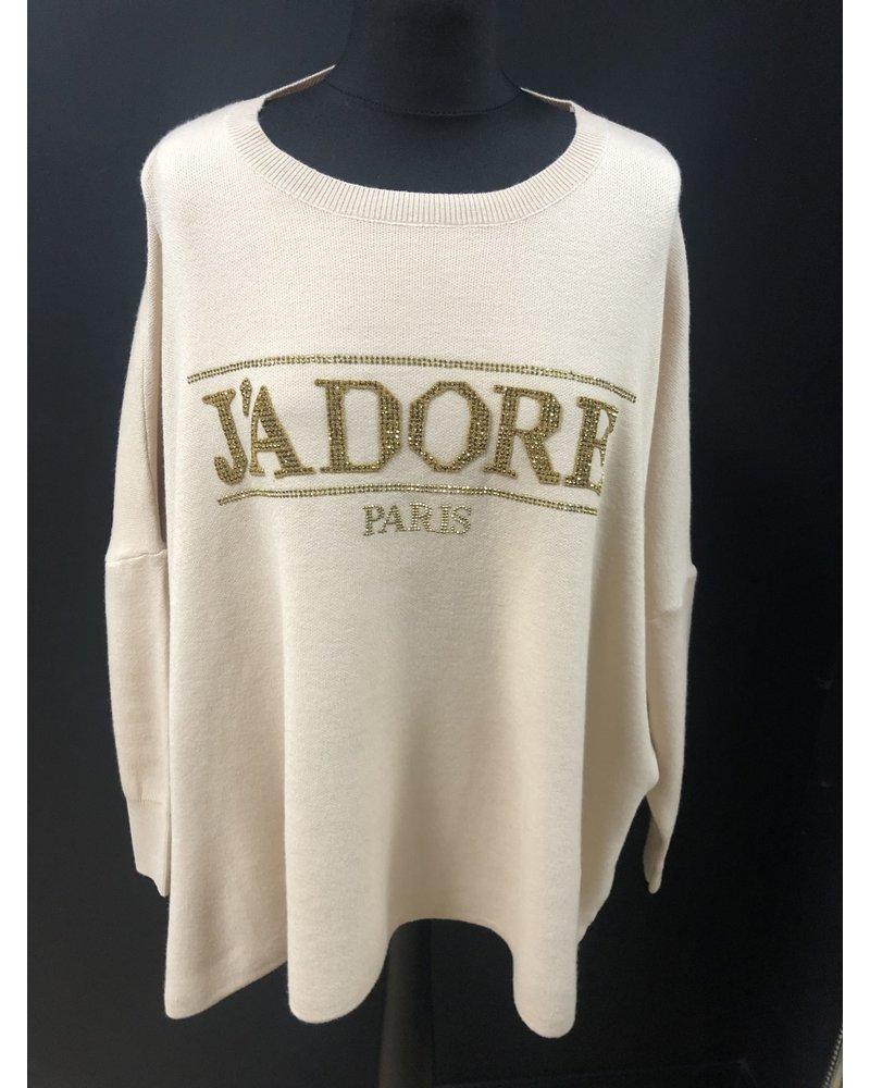 Jadore sparkle jumper