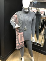 Fenella harlequin scarf