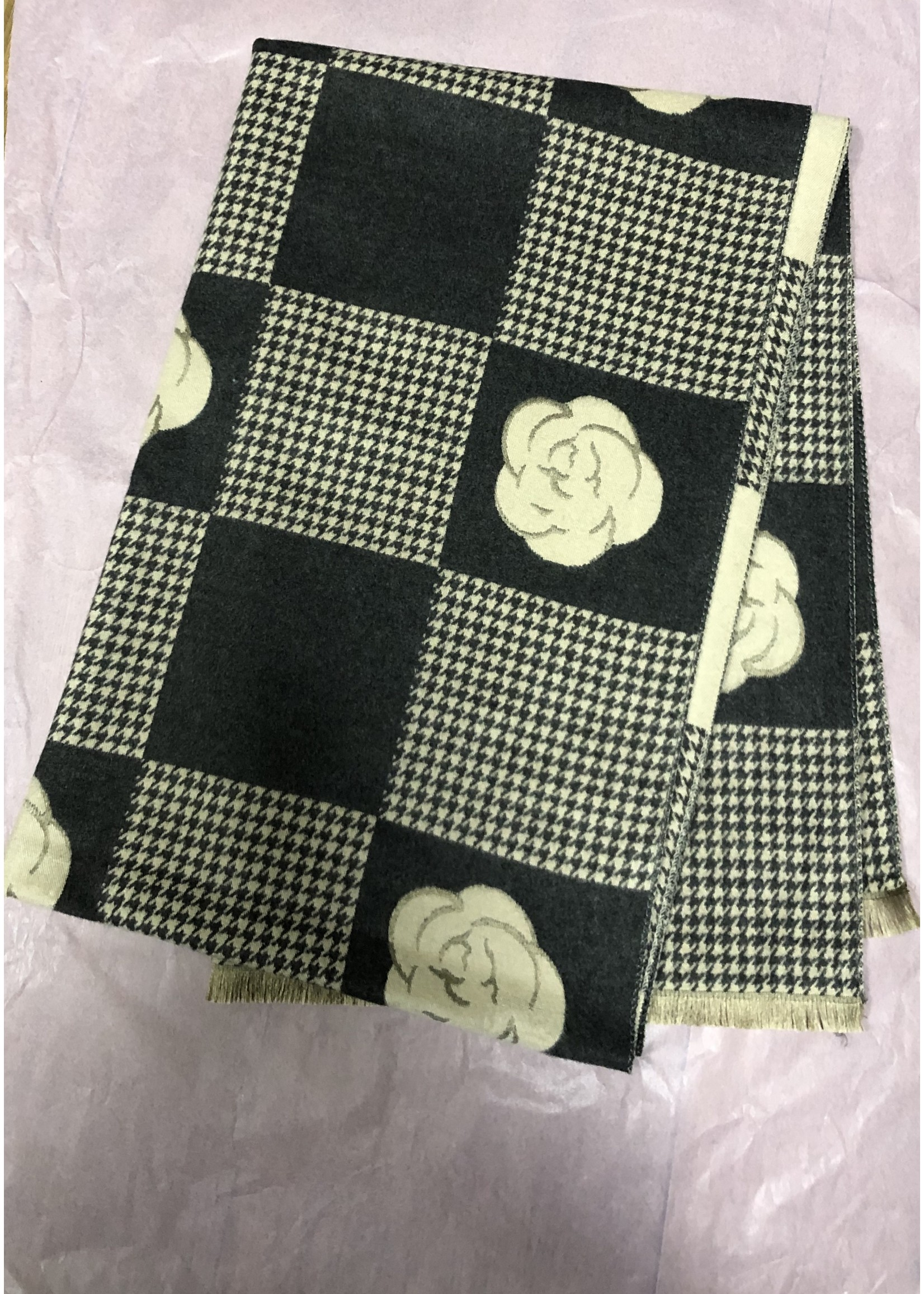 Cee Cee Rose scarf