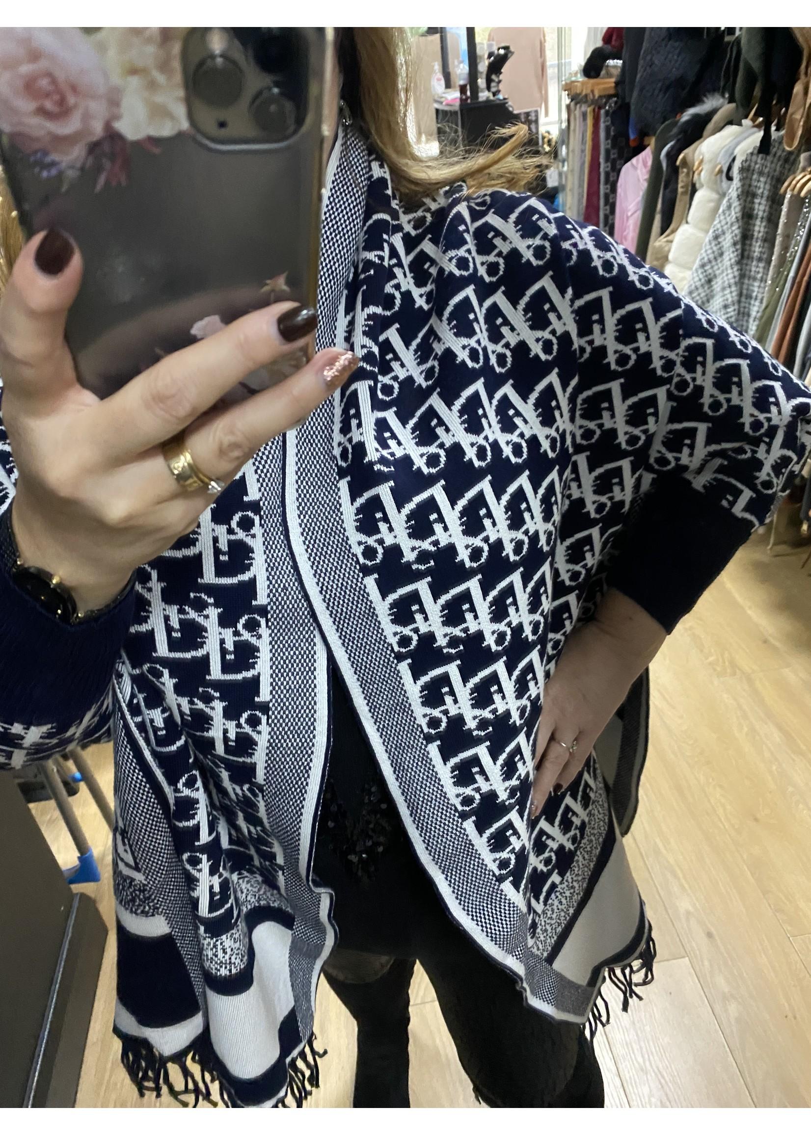Dee designer inspired cape