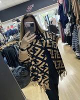 Fi designer inspired cape