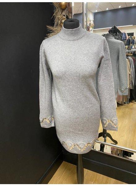 Samira  sequin embellished jumper