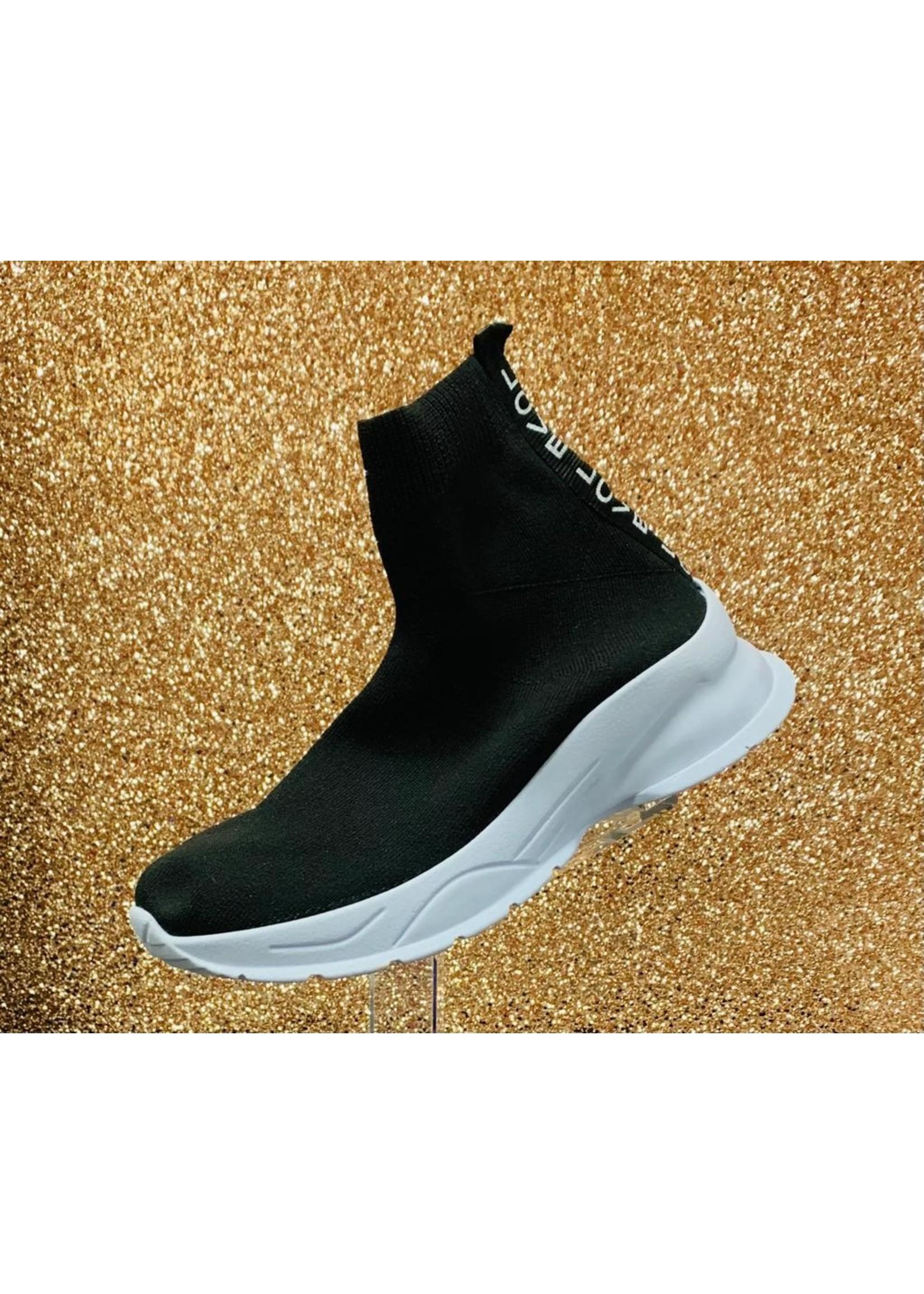LOVE sock boots