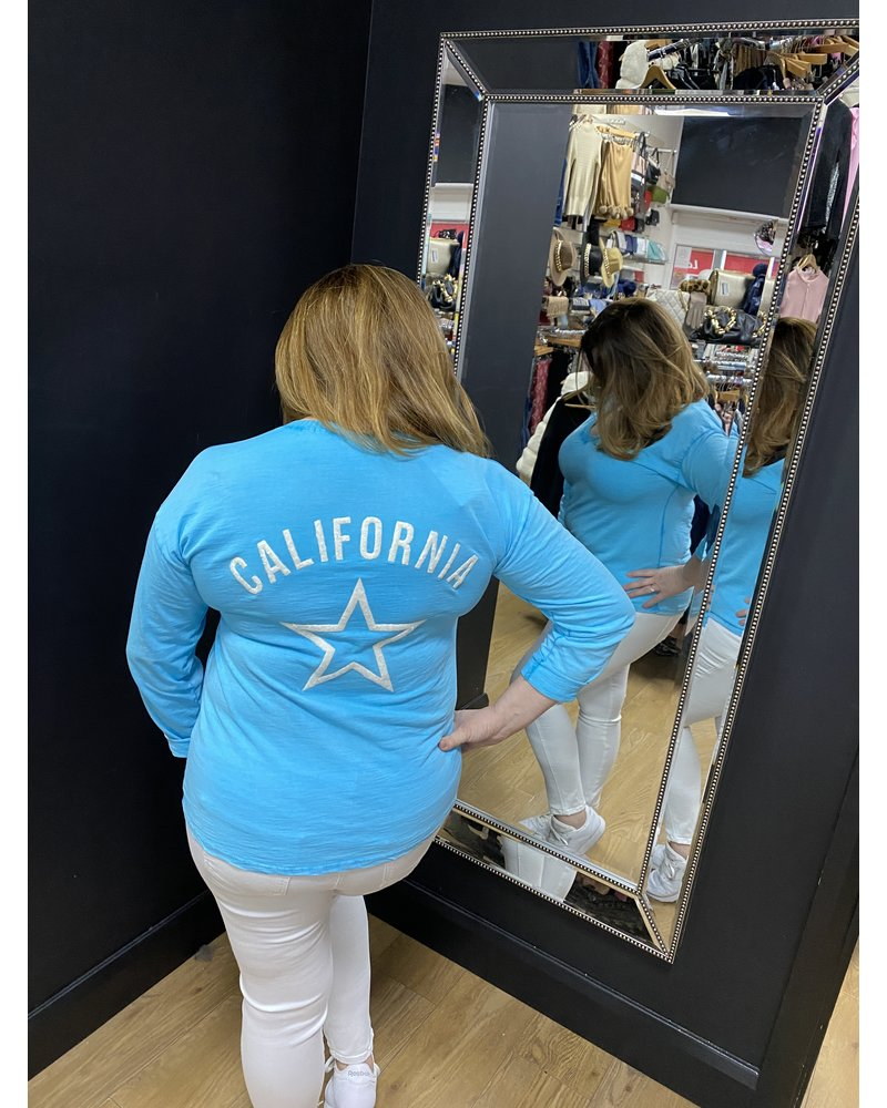 California star casual top