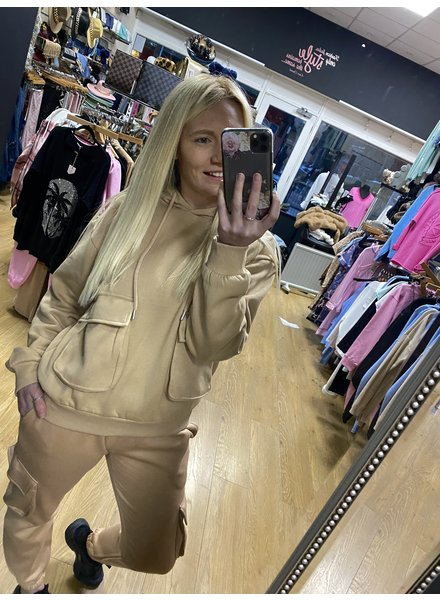 Shauna Hooded Loungesuit