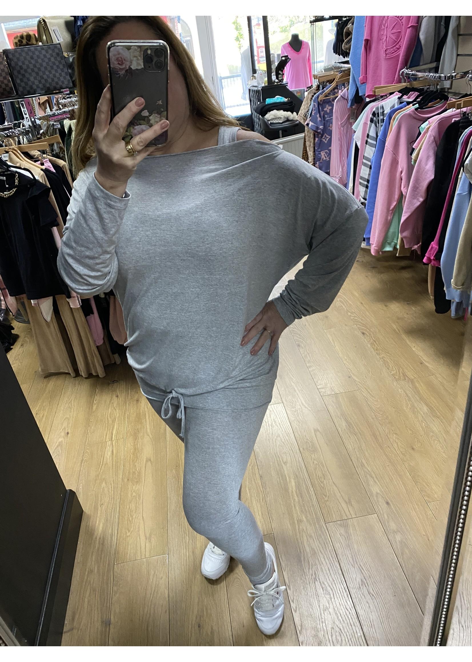 Jadey 3 piece loungewear