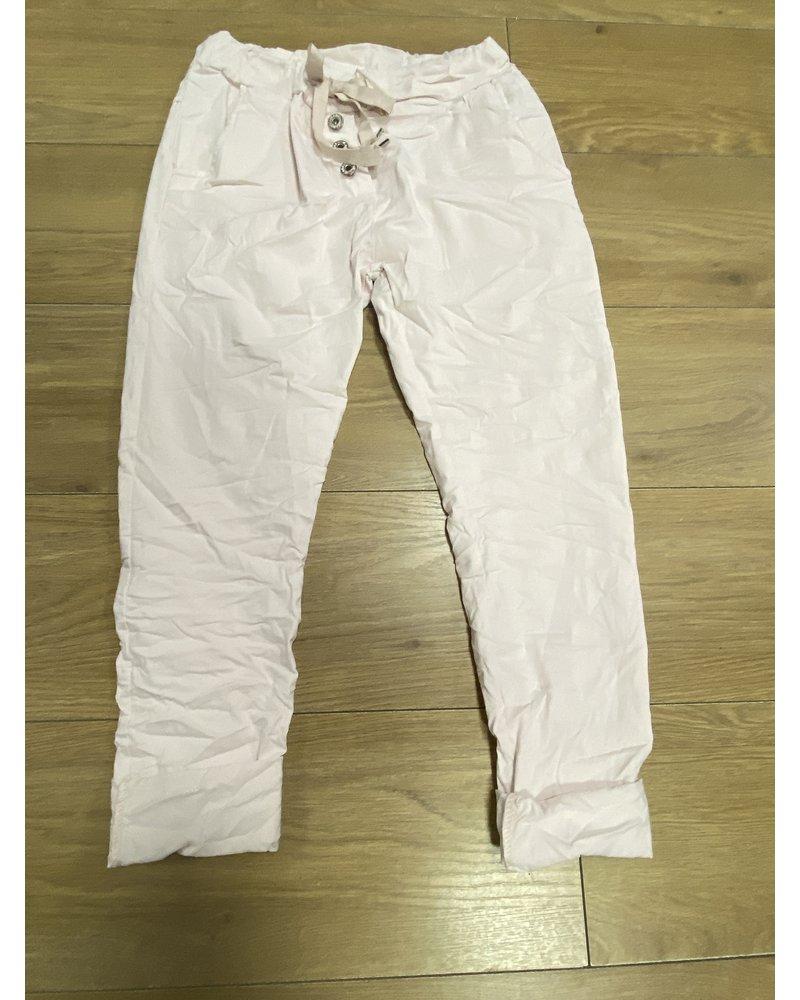 Celeste button front magic trousers
