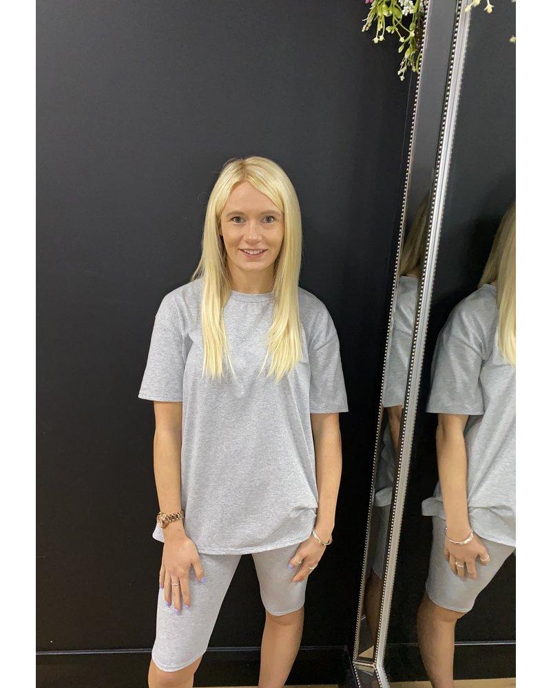 Emily T-shirt and shorts set