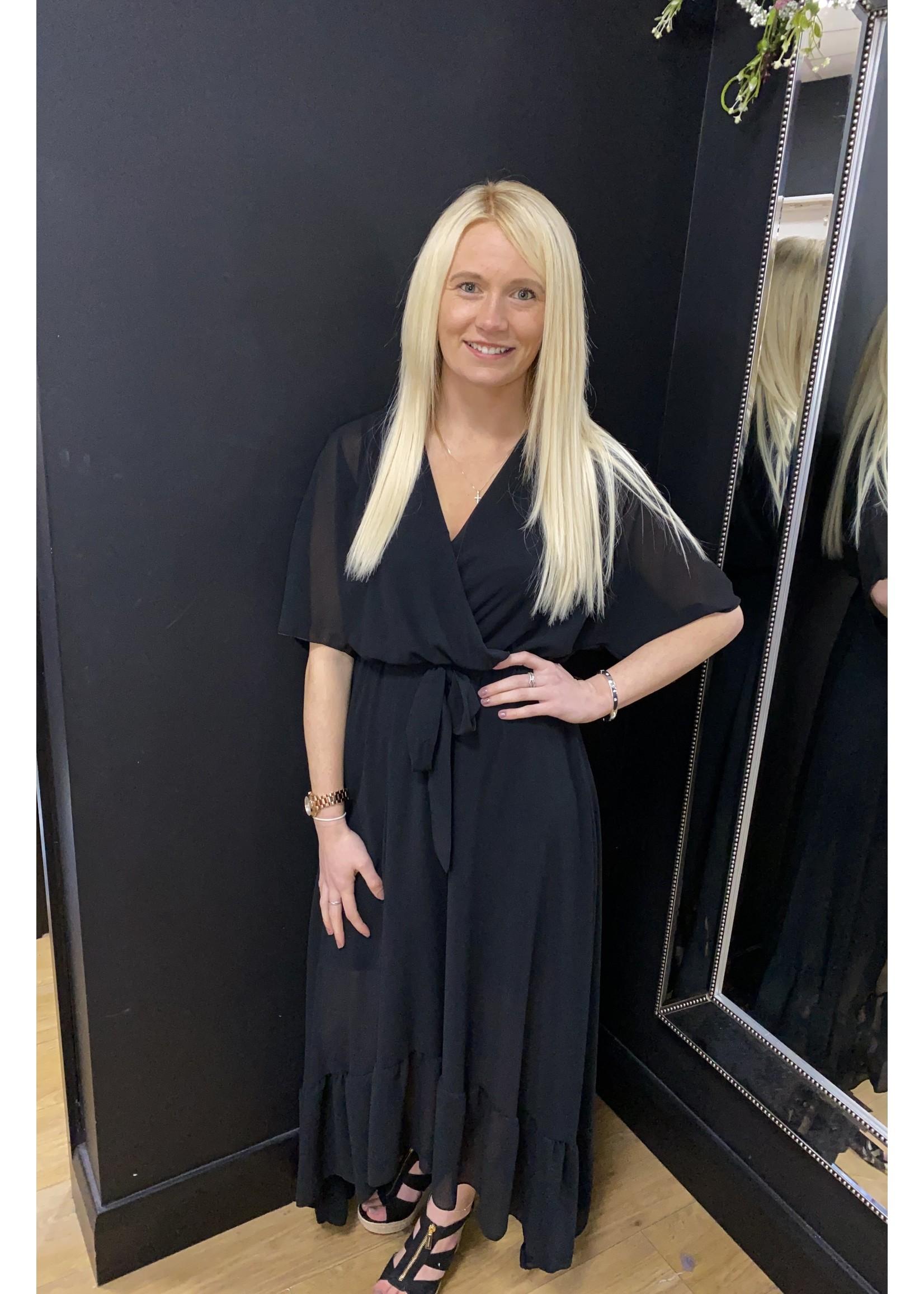 Edie maxi flow dress