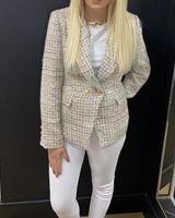 Courtney tweed blazer