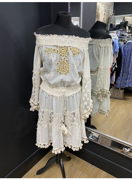 Fiesta boho dress