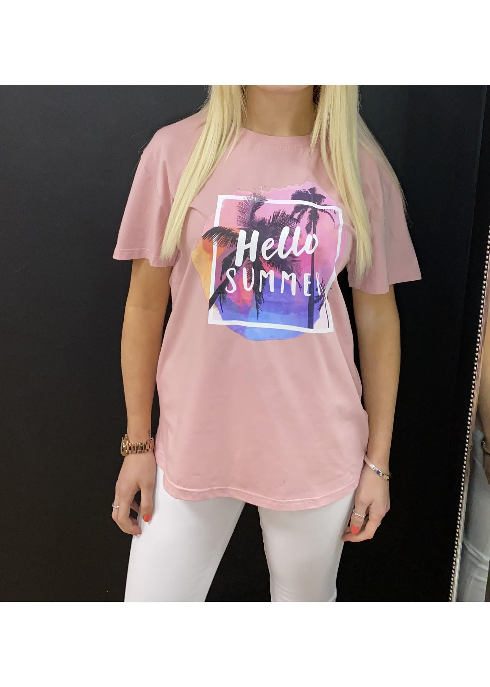 Hello summer T Shirt