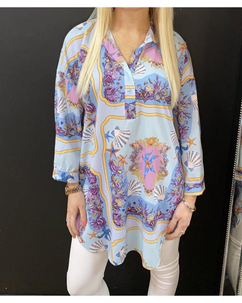 Mimi tunic dress